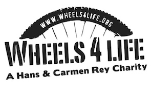 Wheels for life by Hans Rey